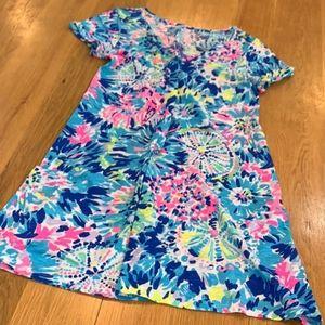 Lilly Pulitzer Multi Dive In Jessica Dress